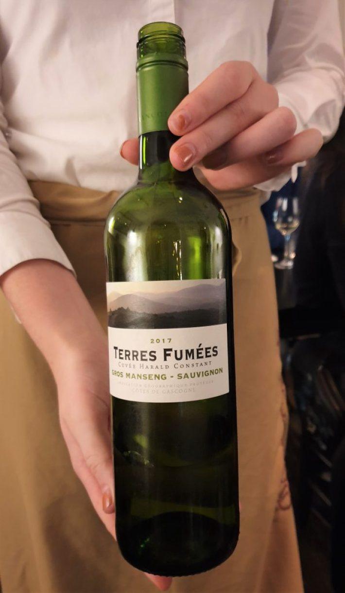 wijn bij bistro Bree 56