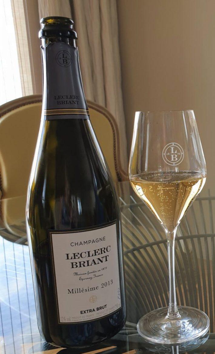 millisime Leclerc Brian champagne