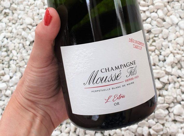 Mousse et Fils champagne