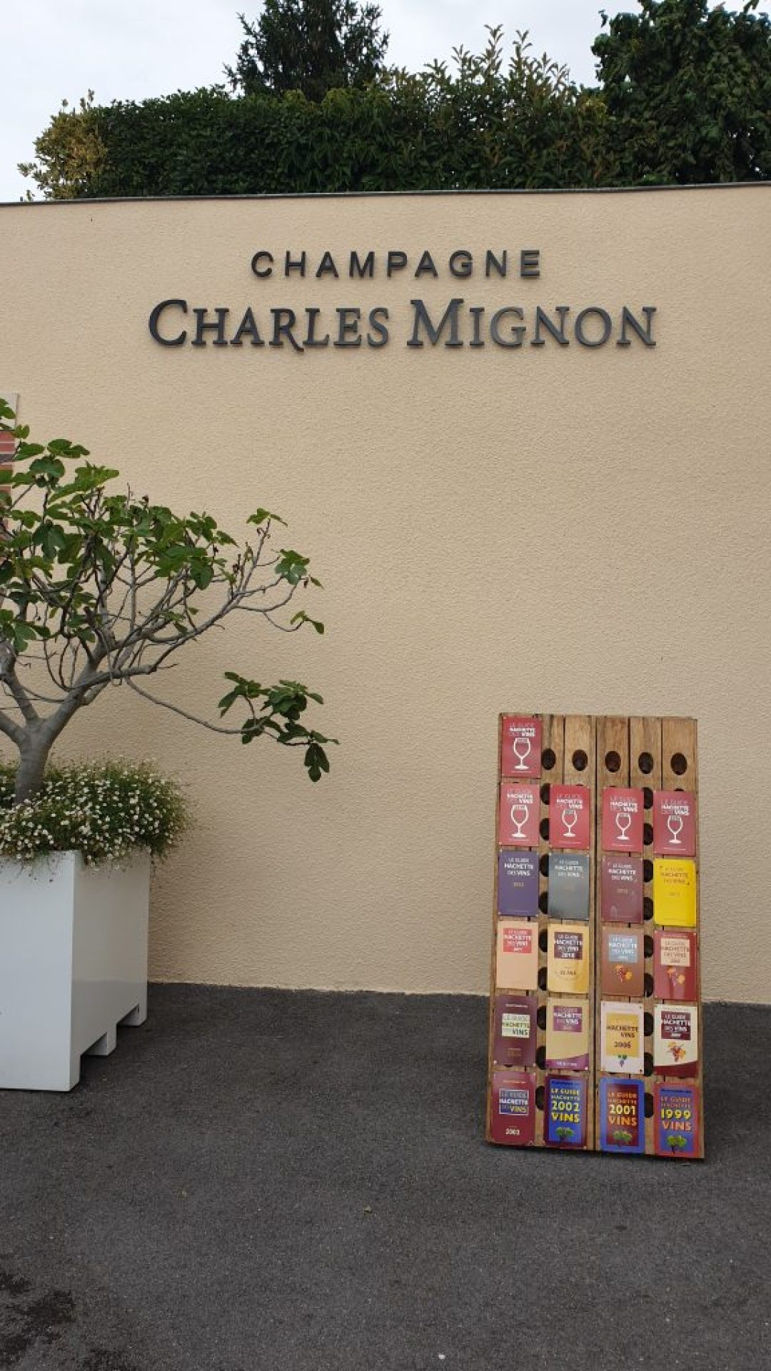 champagne huis Charles Mignon