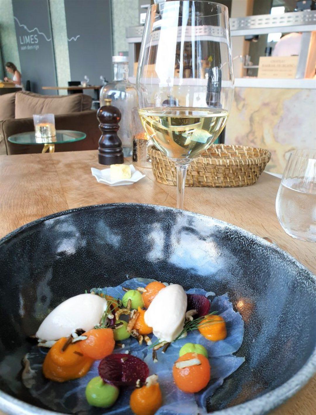 restaurant LIMES aan de Rijn