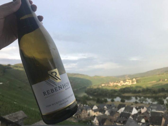 Rebenhof fles