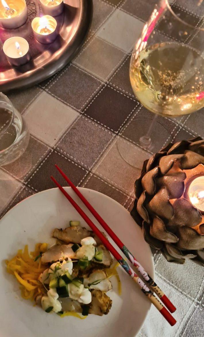 kabeljauw tandoori