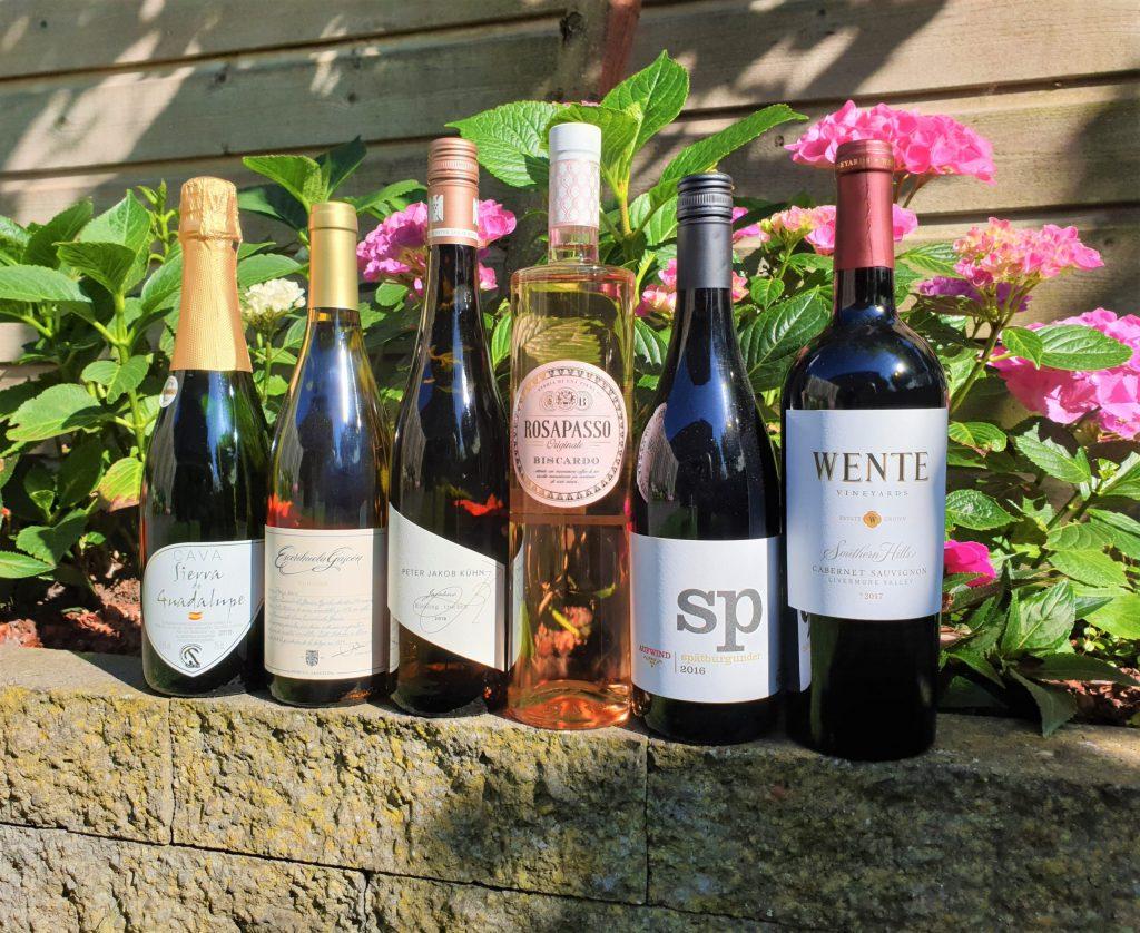 Zomer wijnpakket