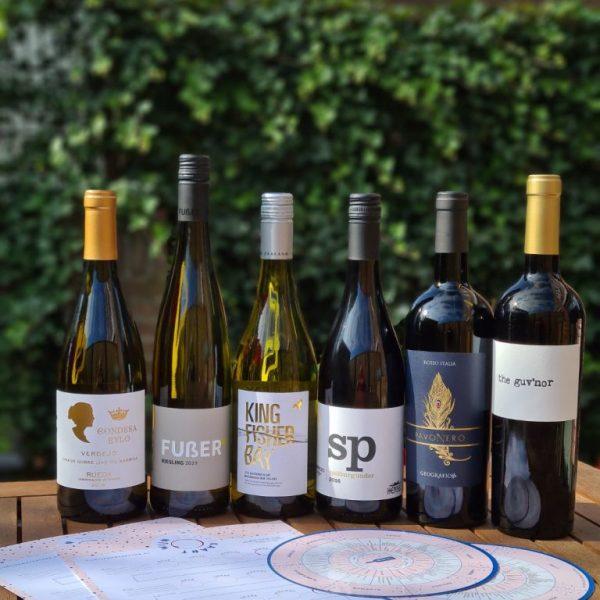 online wijn proefclub