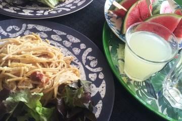 pasta carbonara classic wijsuikervrij suikervrij blog recepten