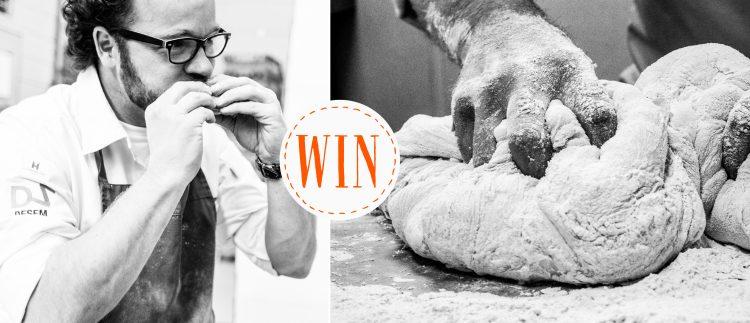 Win: Binnenkijken bij de bakkerij Edwin Klaasen van DesemEnzo