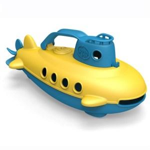 Onderzeeboot blauwe hendel
