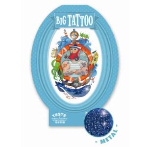 djeco wijs west wijswest online shoppen winkel amsterdam speelgoed Djeco DJ09607 Verkleden 3070900096073 Tattoo Biscoteaux