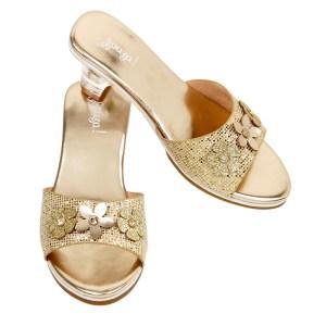 Souza Slipper Ellina gold metallic