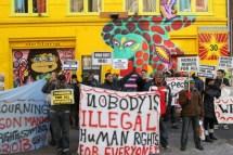 Mensenrechtendemo2