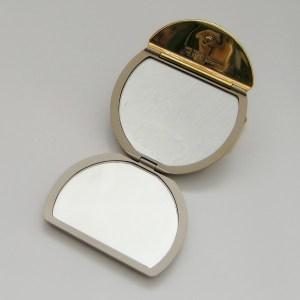 zrkadielko do kabelky zrkadlo