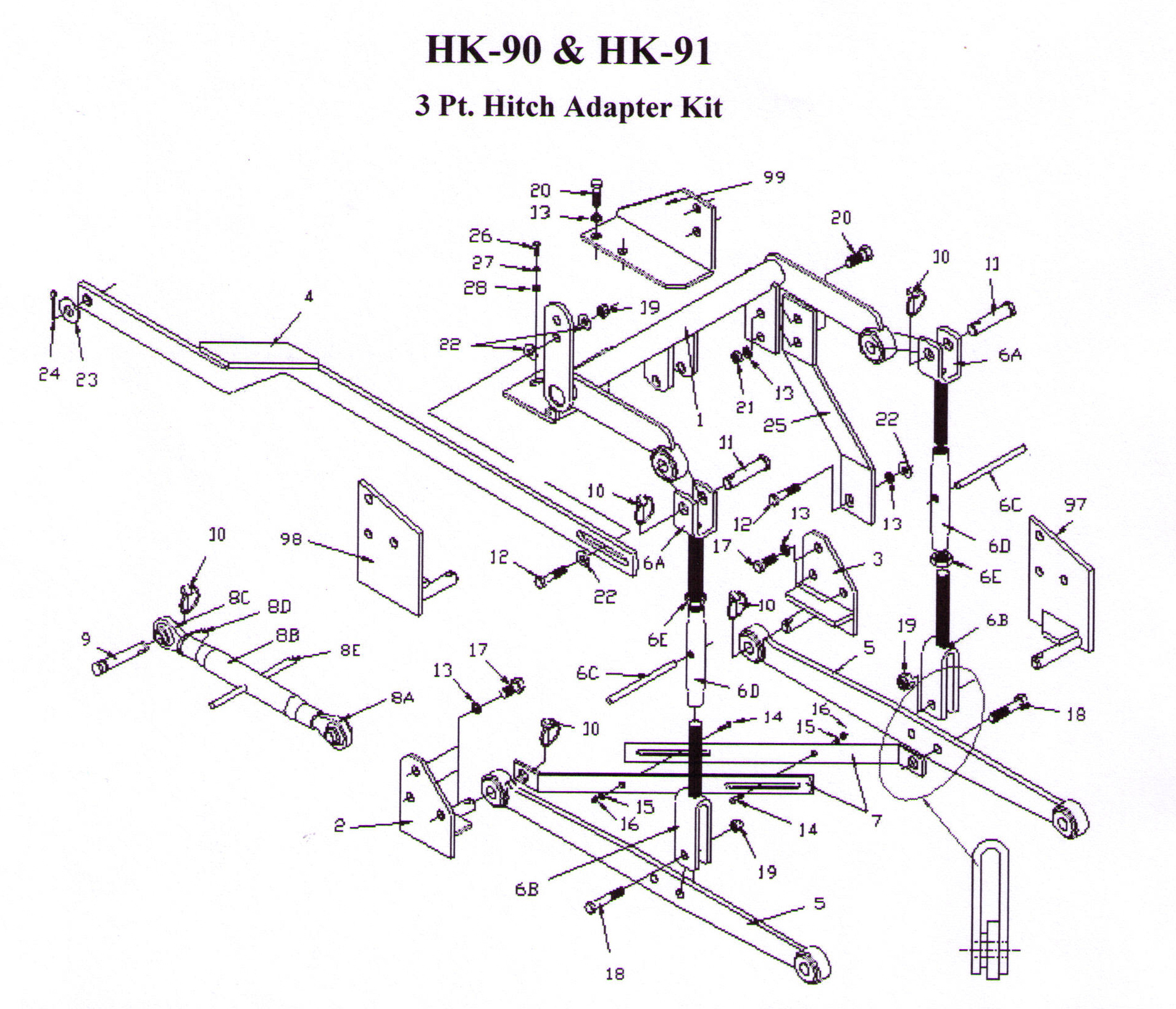 Farmall M Carburetor Part Diagram