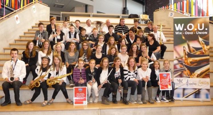 WOU orkest