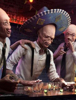 drunkaliens Drunk Aliens