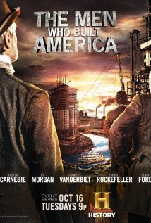 themenwhobuiltamerica The Men Who Built America