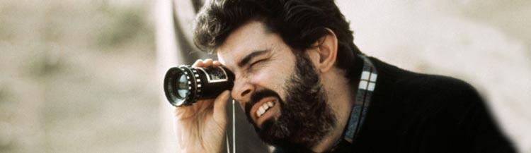 "lucas George Lucas: ""Flying Solo"""