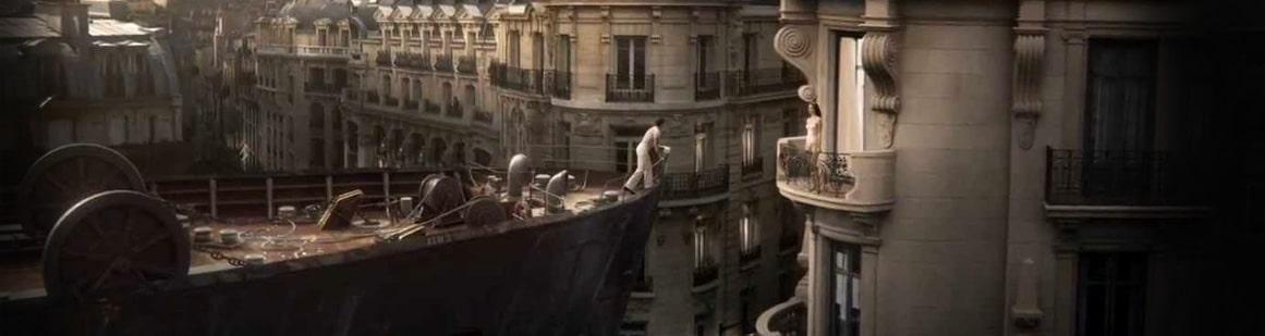 jpgaultier1 Jean Paul Gaultier - On the Docks