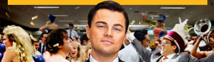 wolfwallstreet The Wolf of Wall Street