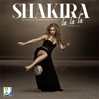 "shakira-lalala Shakira - ""Lalala"""