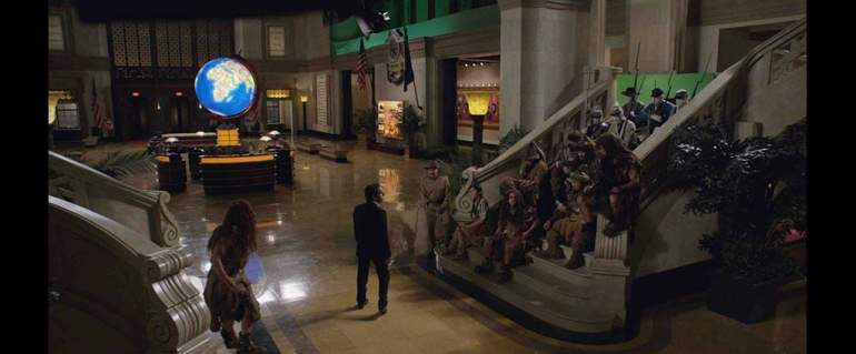 10b Night at the Museum: Secret of the Tomb