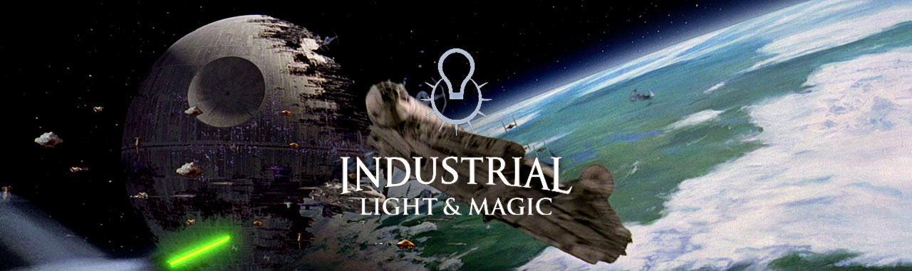 ilm401 ILM - 40 Years of Creating the Impossible