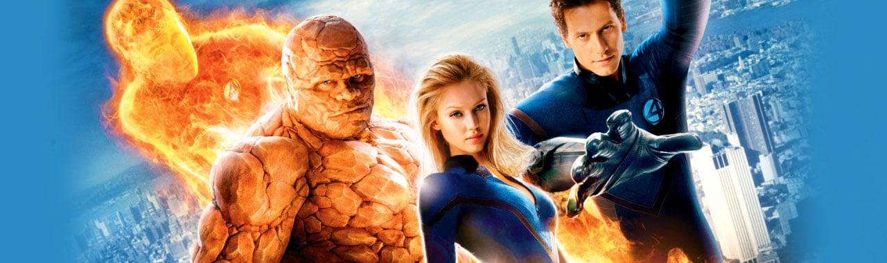 fantasticfour Fantastic Four