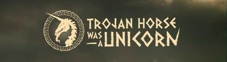 trojanLogo Trojan Horse was a Unicorn 2015