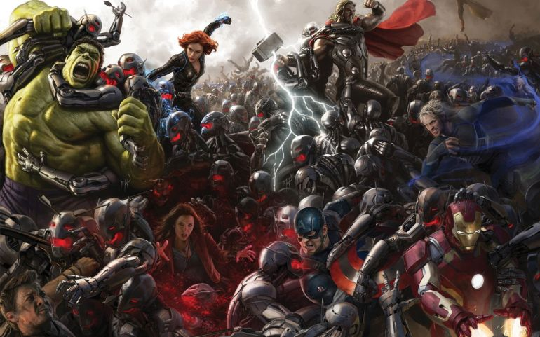 avengers-age-of-ultron 10 years of Marvel's visual effects - Part 2 Articles News