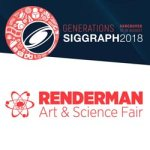 renderman2018 RenderMan Art & Science Fair 2018