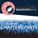 siggraphchapterparty2018 ACM SIGGRAPH Chapters Party