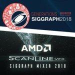 scanlineAmd2018 AMD & Scanline VFX SIGGRAPH Mixer