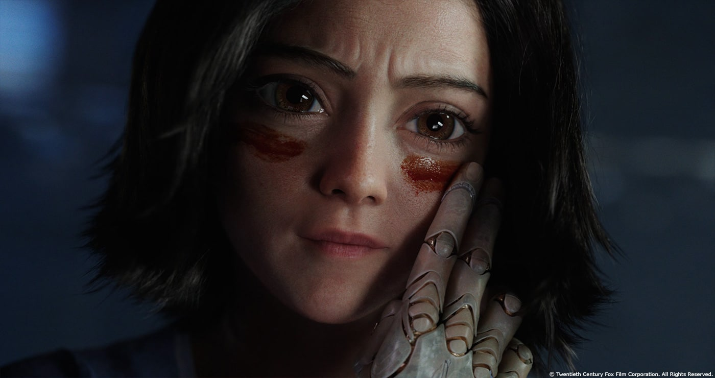 AlitaBattleAngel Alita: Battle Angel