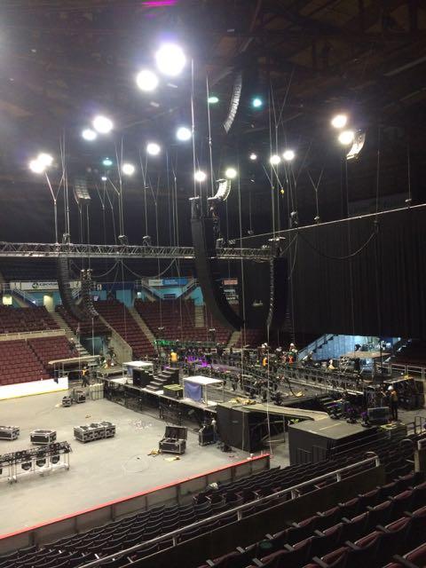 Vancouver Pacific Coliseum  wikigigs
