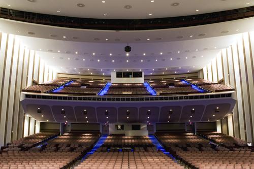 New Orleans  Mahalia Jackson Theatre  wikigigs