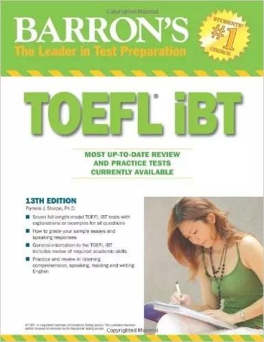 barrons toefl ibt 12th edition cd free download