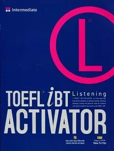 TOEFL iBT Activator Listening Intermediate