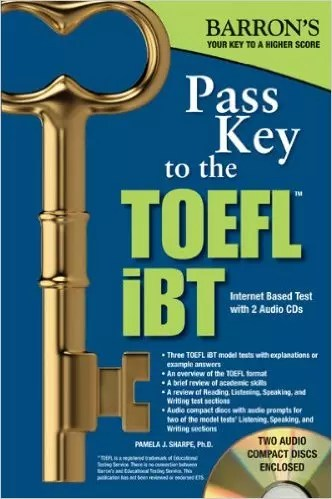 Barron's Pass Key to the TOEFL iBT - Wikitoefl.net