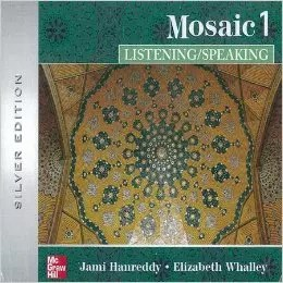 Mosaic 1 Listening,Speaking Class AUDIO CD - Wikitoefl.Net