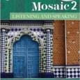 Mosaic 2 LISTENING,SPEAKING Class Audio CD - Wikitoefl.Net
