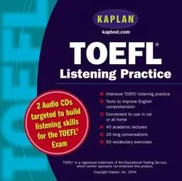 TOEFL Listening Practice by Kaplan