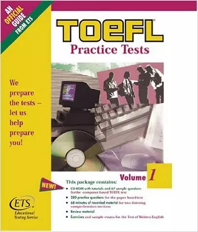TOEFL Practice Tests - An Official Guide from Ets, Volume 1