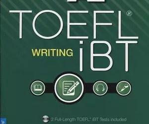 New A1 Toefl IBT Writing