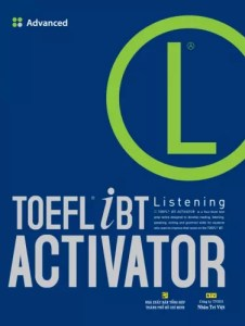 TOEFL iBT Activator Listening Advanced - WikiToefl.Net