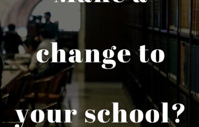make a change to school wiki toefl