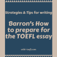 wiki toefl writing material