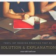 TOEFL IBT Reading Practice Test 02 Solution & Explanation