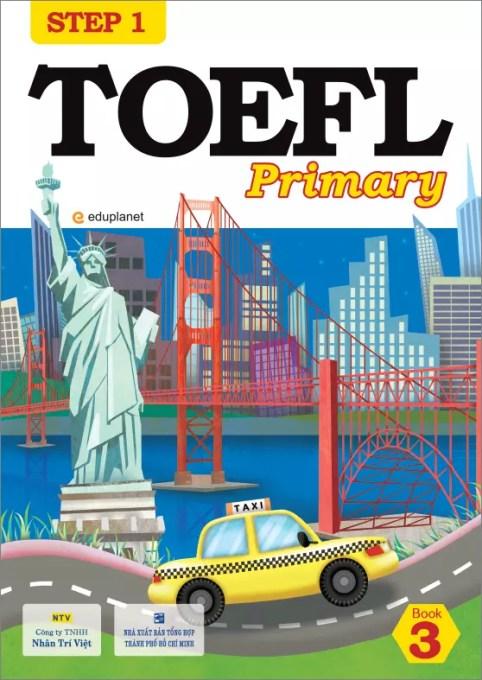 TOEFL Primary Step 1: Book 3