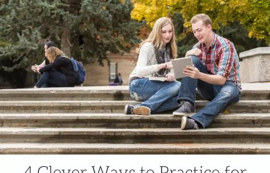 4 Clever Ways to Practice for the TOEFL Speaking Section