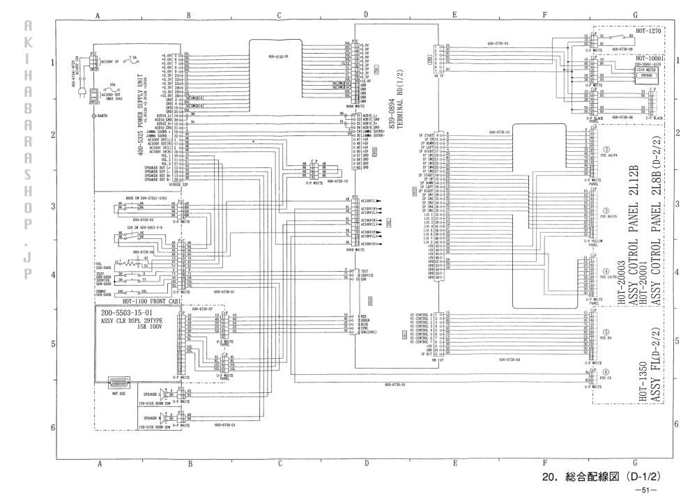 medium resolution of  blast city wiring diagram part 1